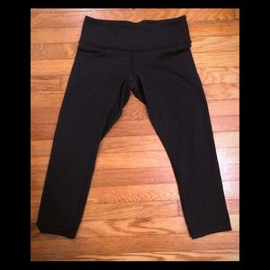 Lululemon Size 6 leggings